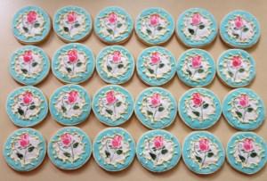 Vintage Tea Cookies